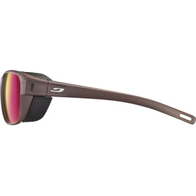 Julbo Camino Spectron 3CF Sonnenbrille brown/black/multilayer rosa